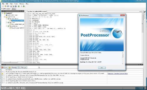 Delcam PostProcessor 2014 (CR 6.6.3444) ML|RUS