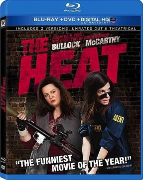 Копы в юбках (Расширенная версия) / The Heat (Unrated) (2013) BDRip 720p