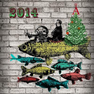 Аквариум - Новогодние поздравления 2014