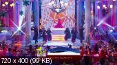 Проводы Старого года на Первом / Новогодняя ночь на Первом  (2014) HDTVRip