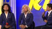 КВН. Высочайшая лига. Голосящий КиВиН (Эфир 02.01.2014) SATRip