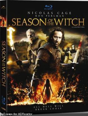Время ведьм / Season of the Witch (2011) BDRemux от Видео HD