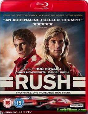 Гонка / Rush (2013) BDRip 1080p