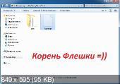 USB сборка ParAAvis Flash v5.1.1 (x86/x64/RUS/ENG/2014)