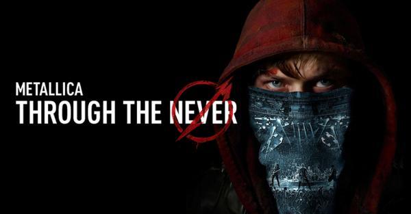 Metallica: Сквозь невозможное / Metallica: Through the Never / HDRip / 2013