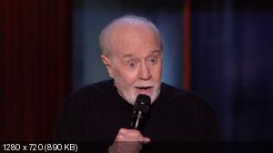 ������ ������: ��� ����� ��� ����! / George Carlin... It's Bad for Ya! (2008) BDRip  720p | L1