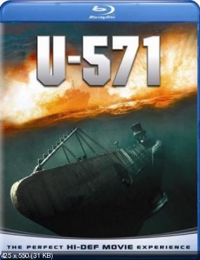 Ю-571 / U-571 (2000) BDRip 1080p