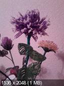 Мои цветочки из бисера Fe7432164340b08b176de830b4f8ee2a