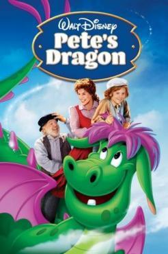 Дракон Пита / Pete's Dragon (1977) BDRip 720p   MediaClub
