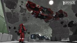 Space Engineers (2014/RUS/ALPHA)