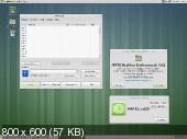 MATE Live CD desktop (Arch + MATE) x32 1xDVD