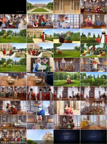 А ля Франция мультфильм 2012 web HD