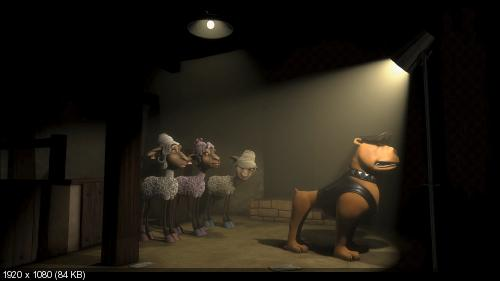����� ����� �� ���� / Black to the Moon 3D (2013) Blu-ray 3D 1080p [3D/2D] AVC DTS-HD 5.1