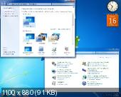 Windows 7 Ultimate SP1 Integrated February 2014 By Maherz