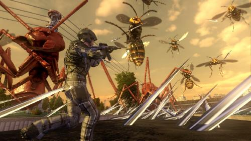 Earth Defense Force 2025 (Xbox360/ENG)