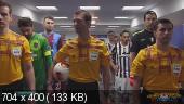Футбол. Лига Европы 2013-14. 1/16 финала. Первый матч. Ювентус (Италия) - Трабзонспор (Турция) (2014) SATRip