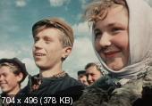Первый эшелон (1955) DVDRip