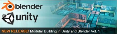 3dmotive - Modular Building in Unity and Blender Vol 1