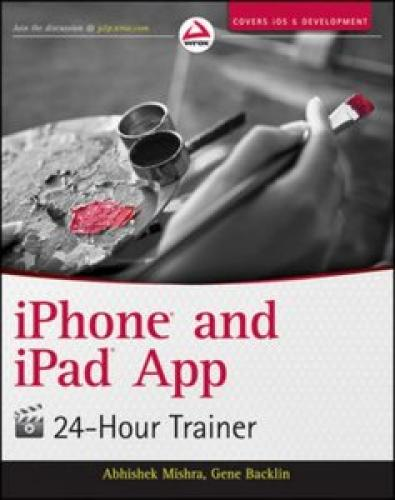 Wiley - iPhone and iPad App 24-Hour Trainer DVD