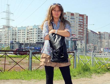 Попарили свои качаны с русской девушкой