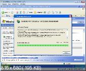 """Windows XP SP3 RUS """"Чистый 7"""" - Быстрая установка с помощью Acronis (RUS/2014)"""