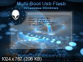 Multiboot USB Flash NeleGal Edition UEFI 3.0