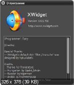 XWidget 1.9.1.402 + Portable