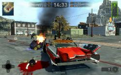 Carmageddon: Reincarnation (2014/RUS/ENG/Early Access)