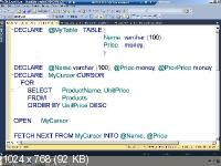 Создание запросов в Microsoft SQL Server 2012 (курс М10774) (2012)