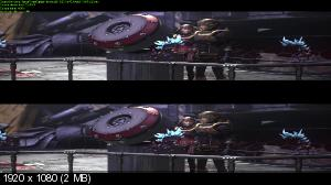 ����������� ����� ������ 3� / Space Pirate Captain Harlock 3D (�������� by Ash61) ������������ ����������