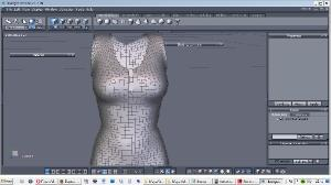 CGTalk | How to Transfer UVs between meshes with different