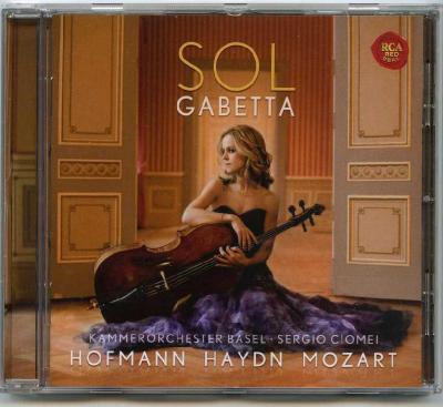 Sol Gabetta – Hofmann, Haydn, Mozart (kammerorchester  Basel, Sergio Ciomei) / 2009 Sony Music Entertainment