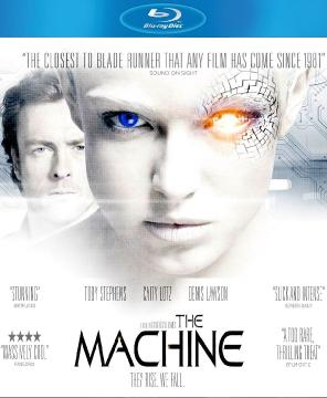 Машина / The Machine (2013) BDRip 1080p