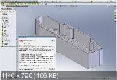 SolidWorks 2014 SP3.0 Full Integrated (x86/x64/RUS/Cracked)