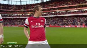 Футбол. Чемпионат Англии 2013-14. 34 тур. Арсенал — Вест Хэм Юнайтед [15.04] (2014) HDTVRip