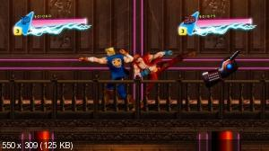 Double Dragon: Neon (2014) PC | RePack �� R.G. Catalyst