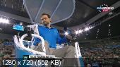 ������. Australian Open 2015. 4-�� ����. �������� ��������� - �������� �������� [26.01] (2015) HDTVRip 720p