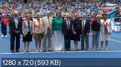 ������. Australian Open 2015. 4-�� ����. ������ ������� - ������ �������� [26.01] (2015) HDTVRip 720p