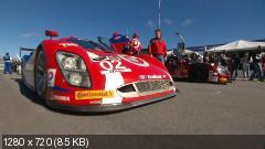 Автоспорт. United SportsCar Championship 2015. Этап 1. Daytona 24 Hours. Полная гонка (2015) WEBRip 720p