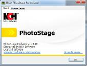NCH PhotoStage Slideshow Producer Professional 3.10