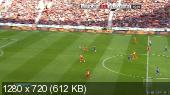 Футбол. Чемпионат Германии 2014-15. 21-й тур. Байер - Вольфсбург [14.02] (2015) HDTVRip 720p