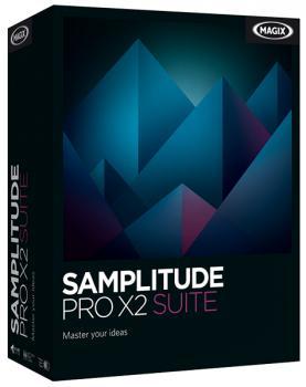 MAGIX Samplitude Pro X2 Suite 13.1.3.176 + RUS