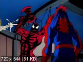 Человек-Паук. Полная коллекция / Spider-Man: The Animated Series. Classic Collection (1994-1998/DVDRip)