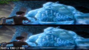 7-ой гном 3Д / Der 7bte Zwerg 3D ( by Ash61) Вертикальная анаморфная