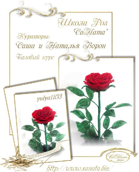 Школа Роз. Выпуск Базового курса Aace694d14f913ffcac320fb14c9a667