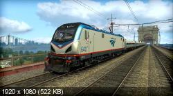 Train Simulator 2015 (v50.5a/2014/RUS/ENG)