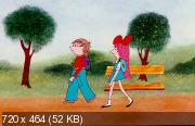 Макс, Шебестова и волшебная телефонная трубка (2001) DVDRip