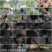 PickupFuck - Olympia - Public Sex Fucking For Sveta [HD 720p]