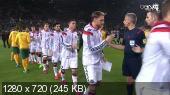 Футбол. Товарищеский матч 2015. Friendly. Германия - Австралия. BIS HD [25.03] (2015) HDTVRip 720p