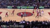 ���������. NBA 14/15. RS: Chicago Bulls @ Toronto Raptors [25.03] (2015) WEB-DL 720p | 60 fps